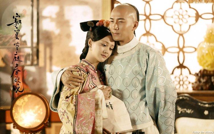 妃子舔皇上的龙根图片_宫女舔皇上的龙根图片 宫女给皇上洗龙根(3) - 男人话题 - 九息娱乐